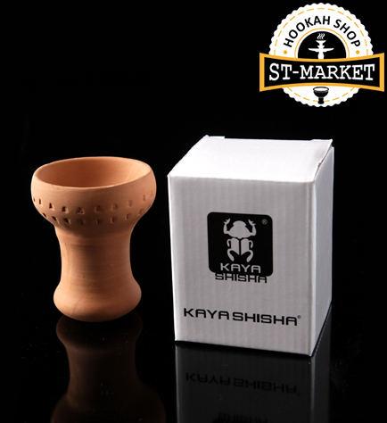 чаша kaya shisha masta terracota tobacco head