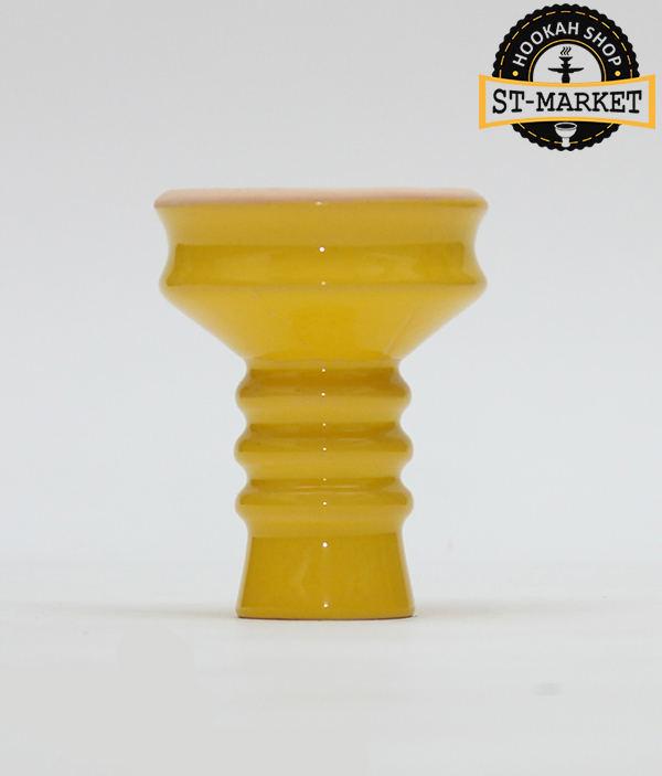 чаша фаннел upg желтая