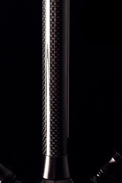 шахта для кальяна Kaya Elox 635CE Carbon Black 4s