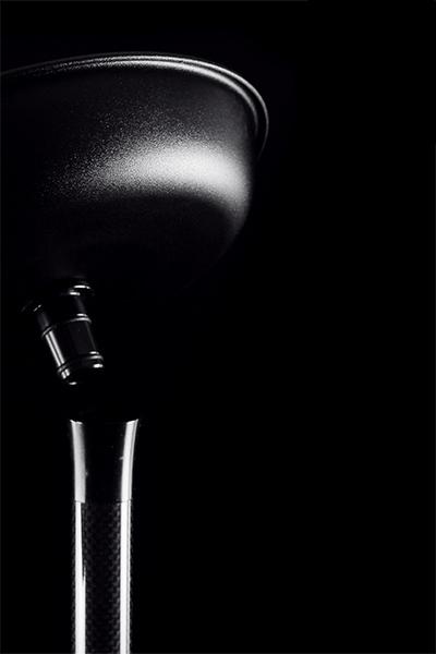 блюдце Kaya Elox 635CE Carbon Black 4s