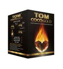Купить онлайн уголь кокосовый Tom Cococha Gold 1кг