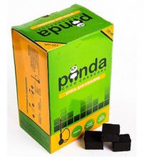 Уголь для кальяна Panda Green