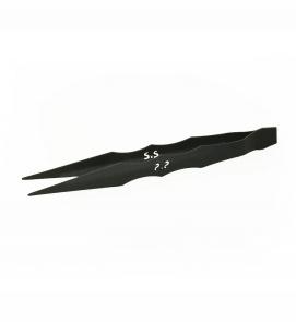 черные щипцы для кальяна 2x2 hookah