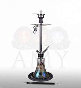 кальян  Amy Deluxe SS 22.01R Carbonica  черный