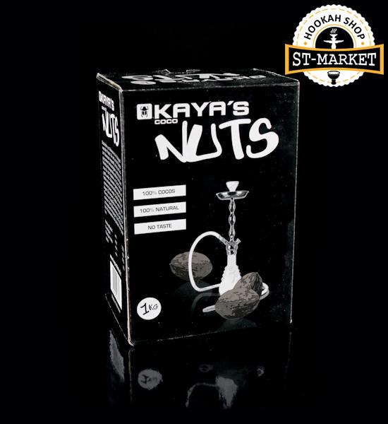 уголь для кальяна kaya shisha